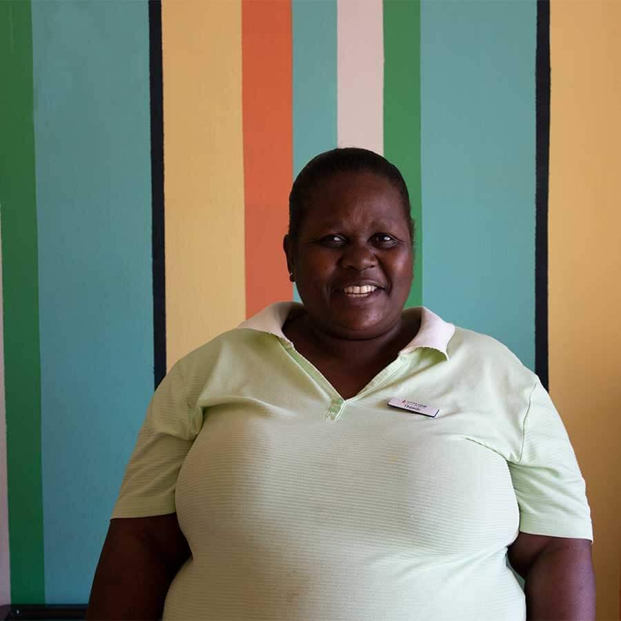 Aunty Thembi